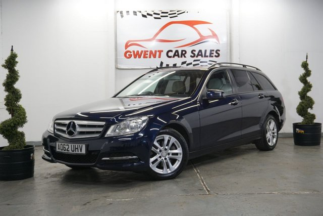 USED 2012 62 MERCEDES-BENZ C-CLASS 2.1 C220 CDI BLUEEFFICIENCY EXECUTIVE SE 5d 168 BHP *CRUISE CONTROL, HEATED SEATS*
