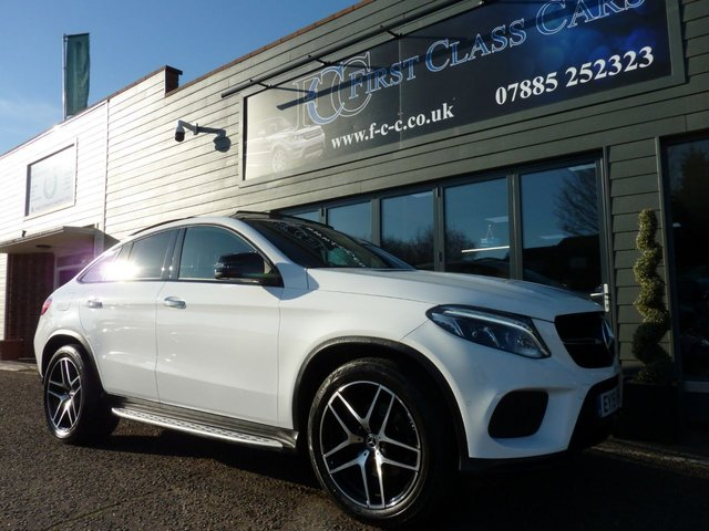 2019 19 MERCEDES-BENZ GLE-CLASS 3.0 GLE 350 D 4MATIC AMG NIGHT EDITION PREMIUM PLUS 4d 255 BHP