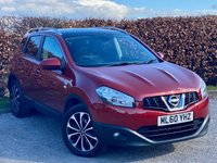 USED 2010 60 NISSAN QASHQAI 1.5 N-TEC DCI  5d FULL SERVICE HISTORY * 12 MONTHS MOT * SATELLITE NAVIGATION * REAR VIEW CAMERA * BLUETOOTH * CRUISE CONTROL