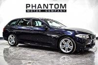 USED 2011 BMW 5 SERIES 3.0 525D M SPORT TOURING 5d 202 BHP