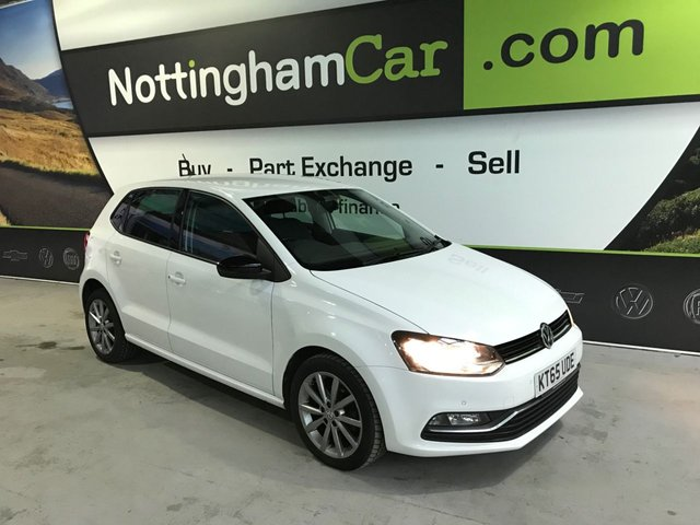 USED 2016 65 VOLKSWAGEN POLO 1.4 SE DESIGN TDI BLUEMOTION 5d 75 BHP