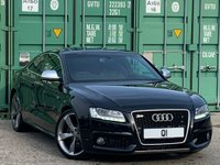 USED 2008 04 AUDI A5 4.2 FSI quattro 3dr LED/Xenons/Privacy/ISOFIX