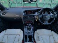 USED 2008 08 AUDI A5 4.2 FSI quattro 3dr CarbonFibre/Xenons/B&O/Nav