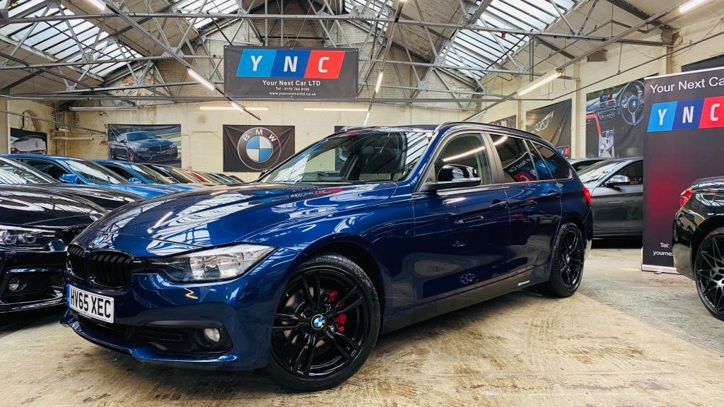USED 2015 65 BMW 3 SERIES 2.0 320d ED Plus Touring (s/s) 5dr YNCSTYLING+18S+HTDLTHR