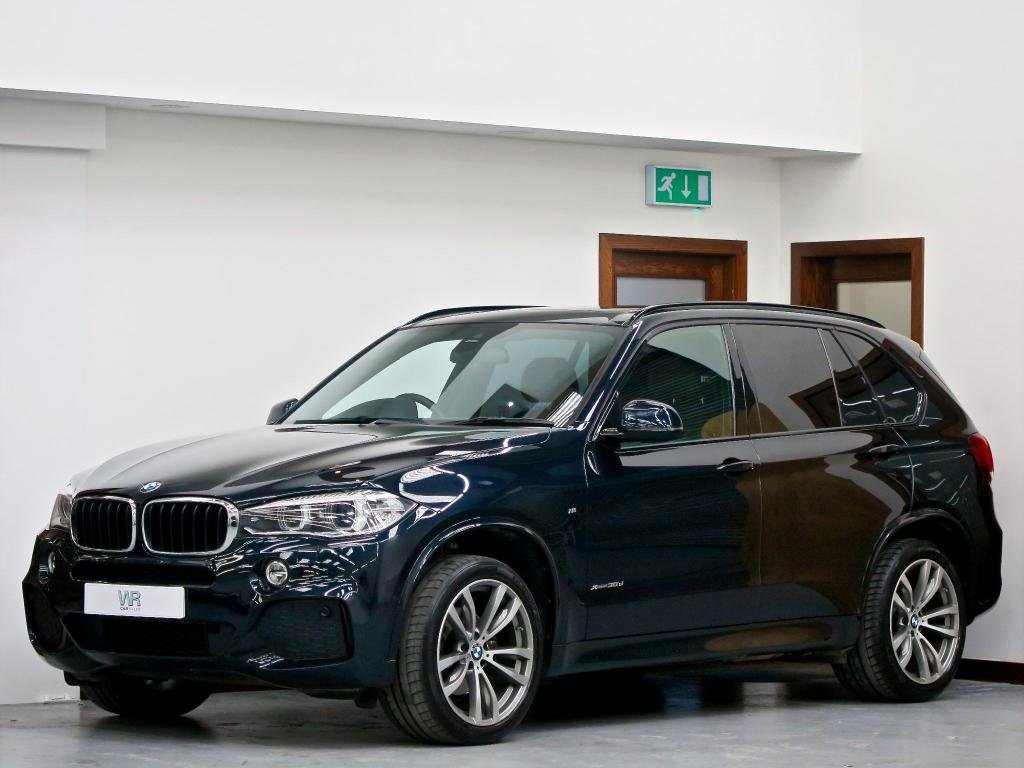 USED 2018 18 BMW X5 3.0 30d M Sport Auto xDrive (s/s) 5dr PAN ROOF + PRO NAV + R/CAMERA
