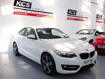 2017 BMW 2 SERIES