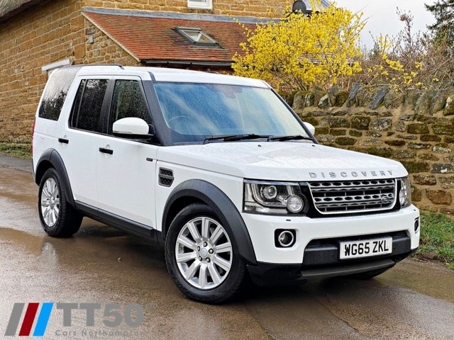 2016 65 LAND ROVER DISCOVERY 3.0 SDV6 COMMERCIAL SE 255 BHP