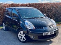 USED 2008 57 NISSAN NOTE 1.6 ACENTA R 5d 109 BHP 2 OWNERS, FULL SERVICE HISTORY