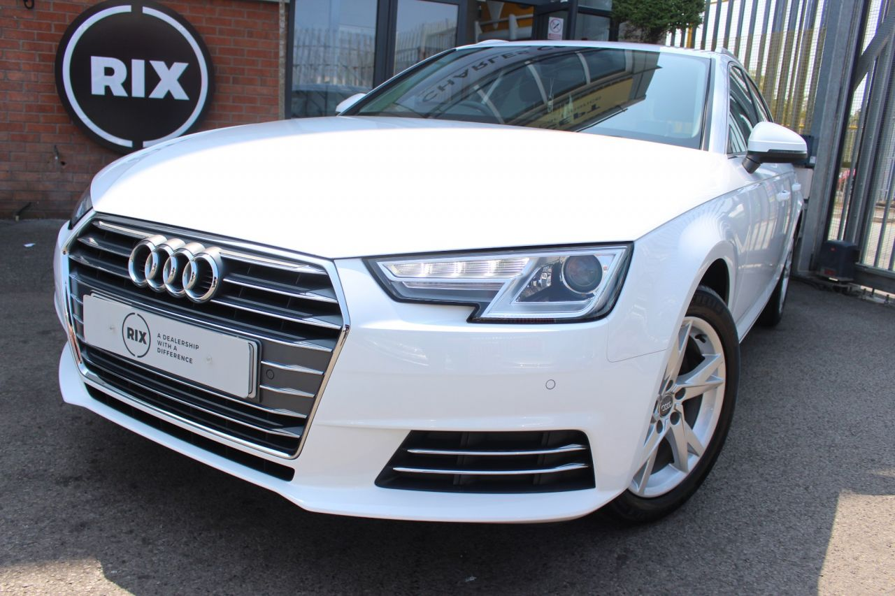 Used AUDI A4 AVANT for sale