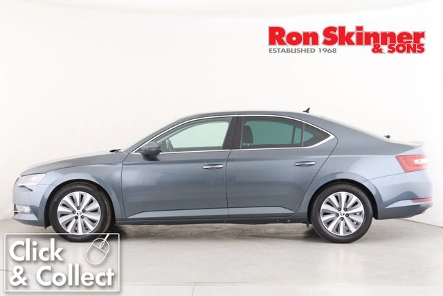 SKODA SUPERB at Ron Skinner and Sons
