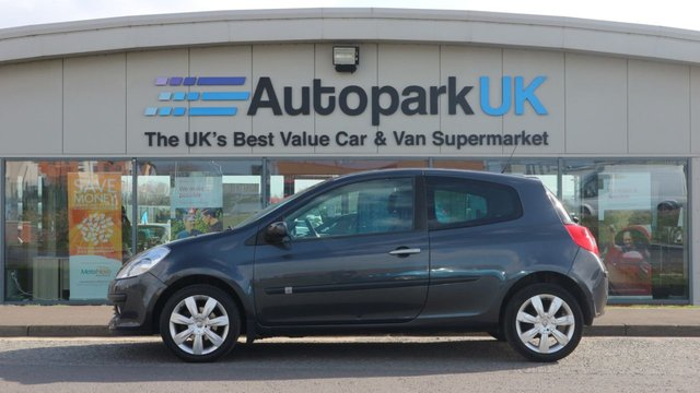 USED 2008 08 RENAULT CLIO 1.1 DYNAMIQUE S 16V TURBO 3d 100 BHP LOW DEPOSIT OR NO DEPOSIT FINANCE AVAILABLE