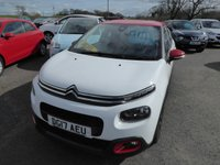 2017 CITROEN C3 1.6 BLUEHDI FLAIR S/S 5d 98 BHP £7495.00
