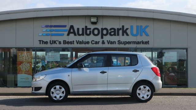 USED 2013 63 SKODA FABIA 1.2 S 12V 5d 60 BHP LOW DEPOSIT OR NO DEPOSIT FINANCE AVAILABLE