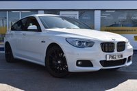USED 2012 12 BMW 5 SERIES 3.0 530D M SPORT GRAN TURISMO 5d 242 BHP NO DEPOSIT FINANCE AVAILABLE