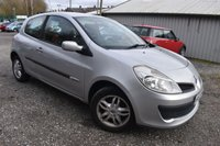 USED 2007 07 RENAULT CLIO 1.1 RIP CURL 16V 3d 75 BHP