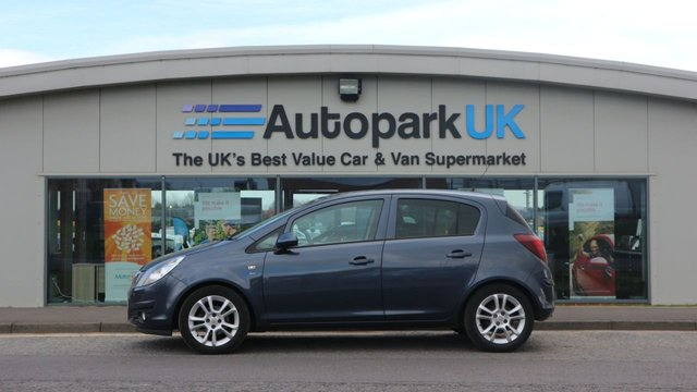 USED 2010 60 VAUXHALL CORSA 1.4 SXI A/C 5d 98 BHP LOW DEPOSIT OR NO DEPOSIT FINANCE AVAILABLE