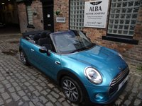 USED 2016 16 MINI CONVERTIBLE 1.5 COOPER 2d 134 BHP (Petrol Auto & Only 16000mls )