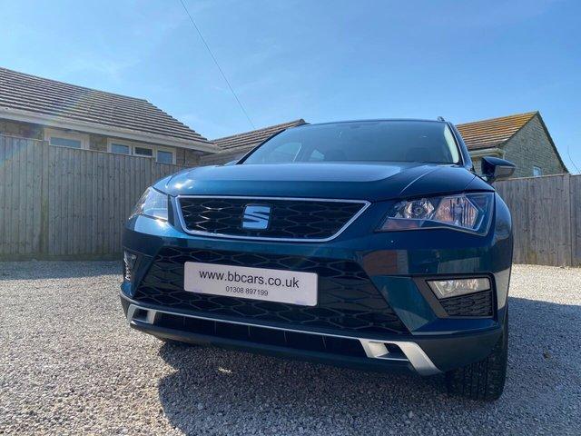 2017 17 SEAT ATECA 1.4 ECOTSI SE 5d 148 BHP