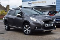 USED 2016 65 PEUGEOT 2008 1.6 BLUE HDI S/S ALLURE 5d 120 BHP COMES WITH 6 MONTHS WARRANTY