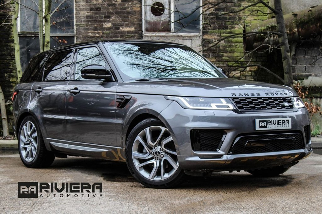 USED 2019 19 LAND ROVER RANGE ROVER SPORT 3.0 SDV6 AUTOBIOGRAPHY DYNAMIC 5d 306 BHP