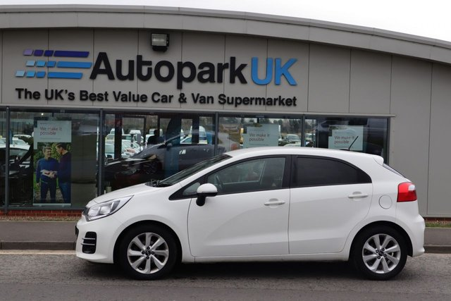 USED 2015 65 KIA RIO 1.4 CRDI 2 ISG 5d 89 BHP LOW DEPOSIT OR NO DEPOSIT FINANCE AVAILABLE . . USABILITY INSPECTED WITH WARRANTY + LOW COST EXTENDED PERIOD WARRANTIES AVAILABLE . WE'RE ALWAYS DRIVING DOWN THE PRICE OF MOTORING .