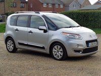 2011 CITROEN C3 PICASSO 1.6 PICASSO EXCLUSIVE HDI 5d 110 BHP £3850.00