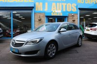 USED 2016 66 VAUXHALL INSIGNIA 1.6 TECH LINE CDTI ECOFLEX S/S 5dr 134 BHP NEED FINANCE??? APPLY WITH US!!!