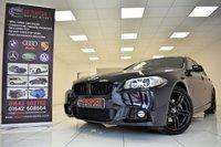 USED 2016 66 BMW 5 SERIES 520D 2.0 M SPORT