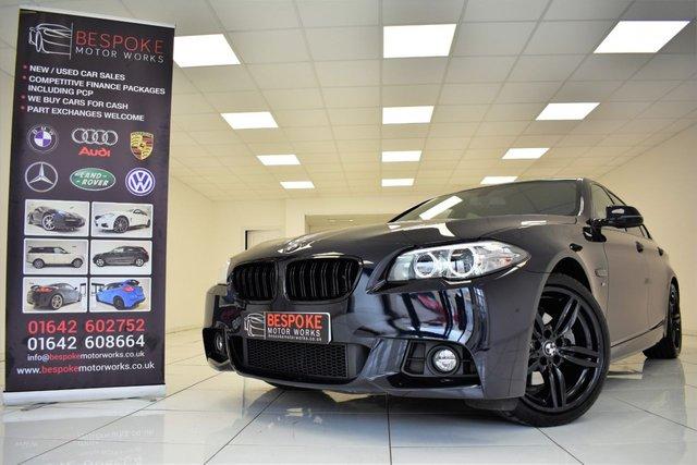 2016 66 BMW 5 SERIES 520D 2.0 M SPORT