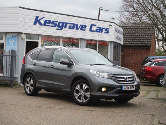 USED 2014 14 HONDA CR-V 2.0 I-VTEC EX 5d 153 BHP One Owner, Full Honda History, Fantastic Specification,
