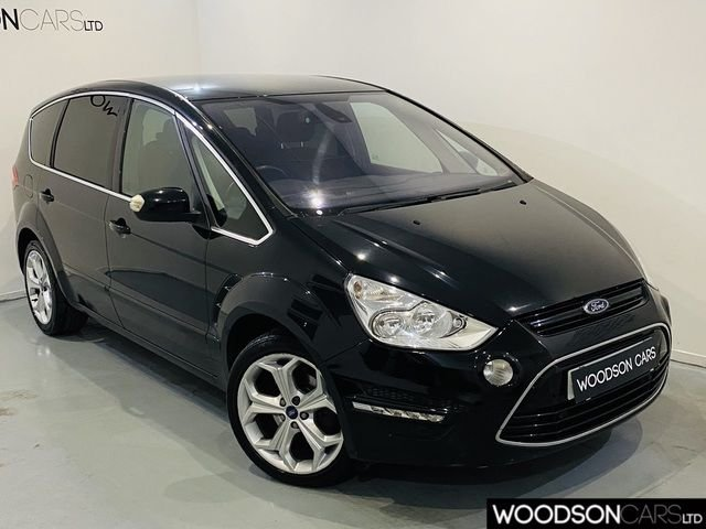 USED 2010 60 FORD S-MAX 2.0 TITANIUM TDCI 5DR 1 Previous Owner