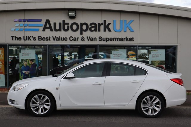 USED 2013 13 VAUXHALL INSIGNIA 2.0 SRI CDTI 5d 157 BHP LOW DEPOSIT OR NO DEPOSIT FINANCE AVAILABLE