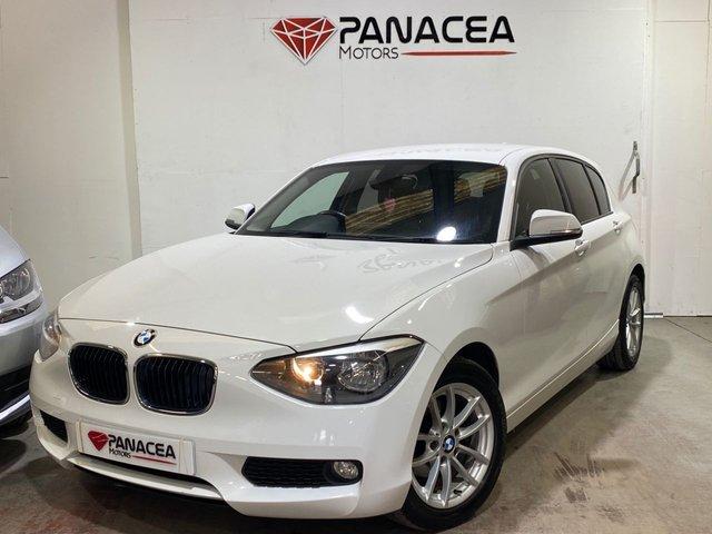 2012 12 BMW 1 SERIES 2.0 116D SE 5d 114 BHP