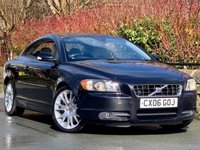USED 2006 51 VOLVO C70 2.5 T5 SE 2d 221 BHP FULL SERVICE HISTORY (VOLVO)
