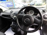 USED 2010 10 MAZDA 2 1.3 TS 3d 74 BHP NEW MOT, SERVICE & WARRANTY