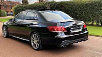USED 2014 64 MERCEDES-BENZ E-CLASS 5.5 E63 AMG MCT 4dr