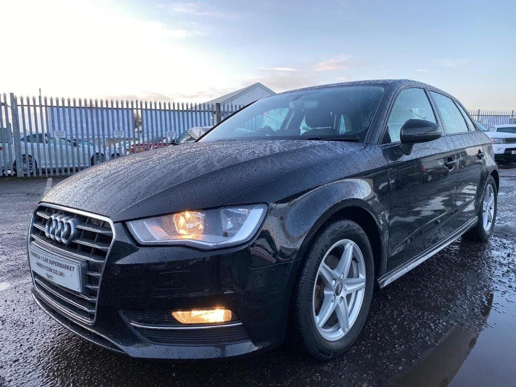 USED 2015 65 AUDI A3 1.6 TDI ultra SE Sportback 5dr 1 OWNER+FSH+READY TO GO!!!!!!!