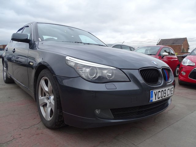 USED 2009 09 BMW 5 SERIES 2.0 520D SE BUSINESS EDITION 4d 175 BHP