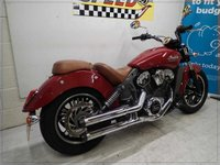 USED 2017 66 INDIAN SCOUT