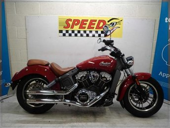 2017 INDIAN SCOUT Scout £8495.00