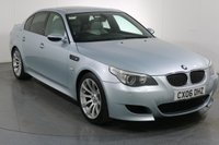 USED 2006 06 BMW M5 5.0 M5 V10 SMG 4d 501 BHP 12 Stamp SERVICE HISTORY Well Documented!!!