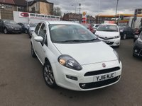USED 2016 16 FIAT PUNTO 1.2L EASY PLUS 5d 69 BHP RAC APPROVED ONLY 12000 MILES!