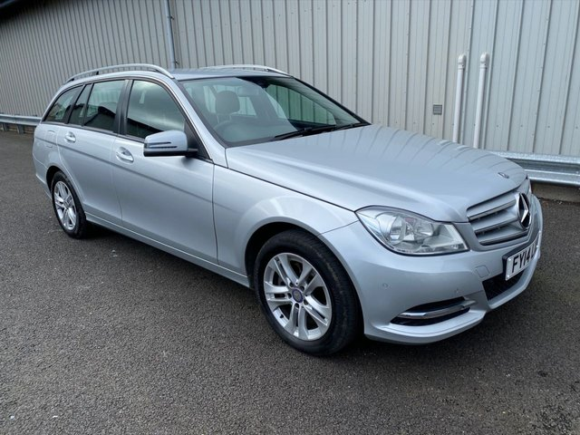 2014 14 MERCEDES-BENZ C-CLASS 2.1 C220 CDI EXECUTIVE SE PREMIUM ESTATE 168 BHP
