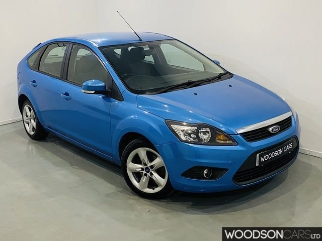 USED 2010 10 FORD FOCUS 1.6 ZETEC TDCI 5DR 30 Pounds Road Tax