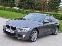 2014 BMW 3 SERIES 2.0 320D XDRIVE M SPORT 4d 181 BHP £10990.00