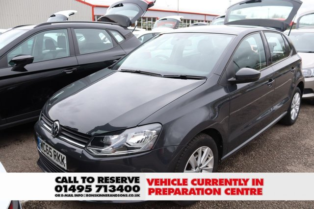 View our 2016 65 VOLKSWAGEN POLO 1.4 SE TDI BLUEMOTION 5d 74 BHP