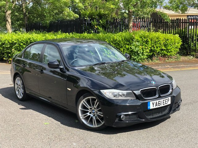 2012 61 BMW 3 SERIES 2.0 318D PERFORMANCE EDITION 4d 141 BHP
