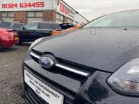 USED 2013 13 FORD FOCUS 1.6 Zetec Powershift 5dr 2 OWNERS+AUTO+LOW MILES+FSH