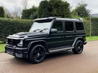 USED 2018 MERCEDES-BENZ G-CLASS 5.5 G63 BiTurbo AMG G-Tronic+ 4WD (s/s) 5dr