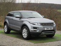 USED 2014 14 LAND ROVER RANGE ROVER EVOQUE 2.2 SD4 PURE TECH 3d 190 BHP